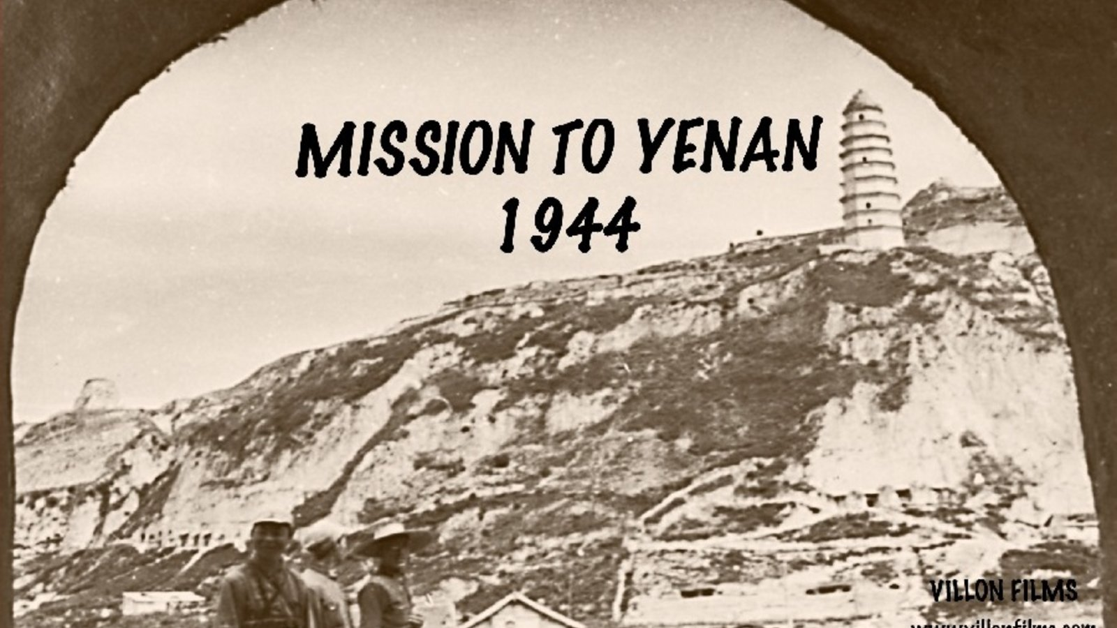 Mission to Yenan, 1944