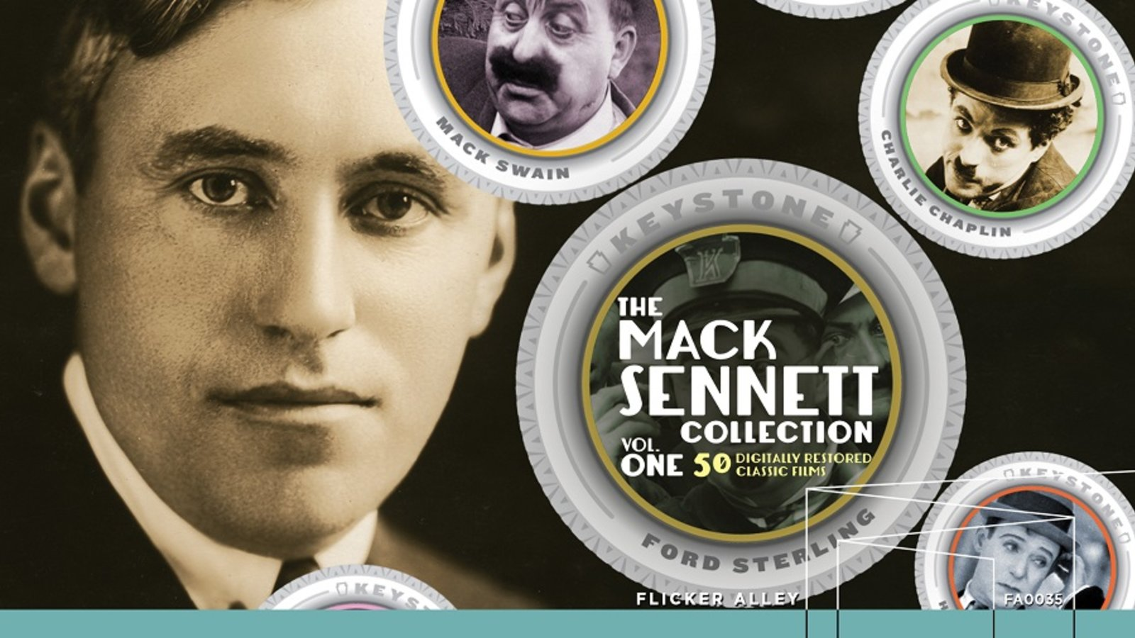Mack Sennett Collection Volume One