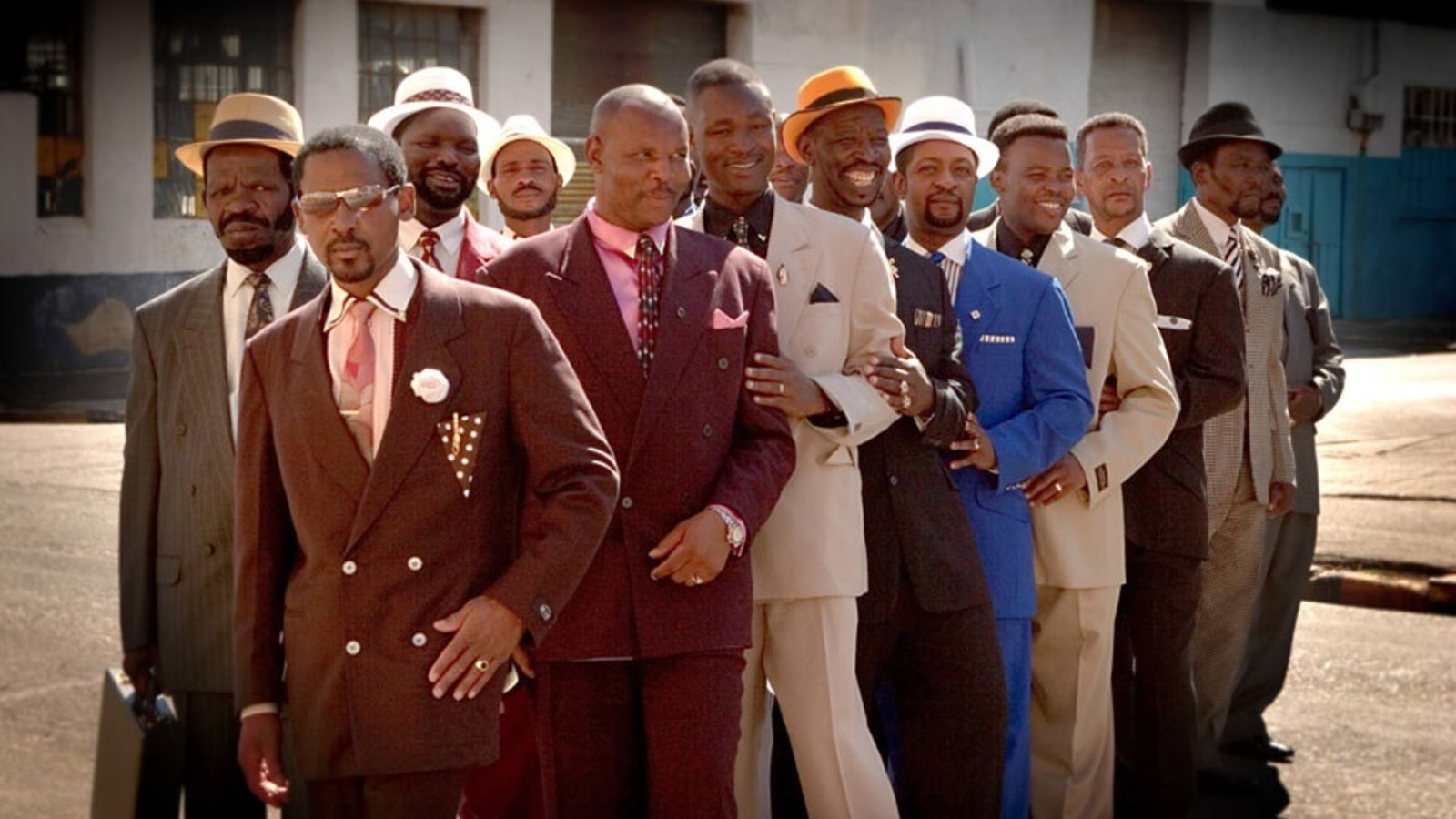 The Swenkas - A Male Fashion Show in South Africa