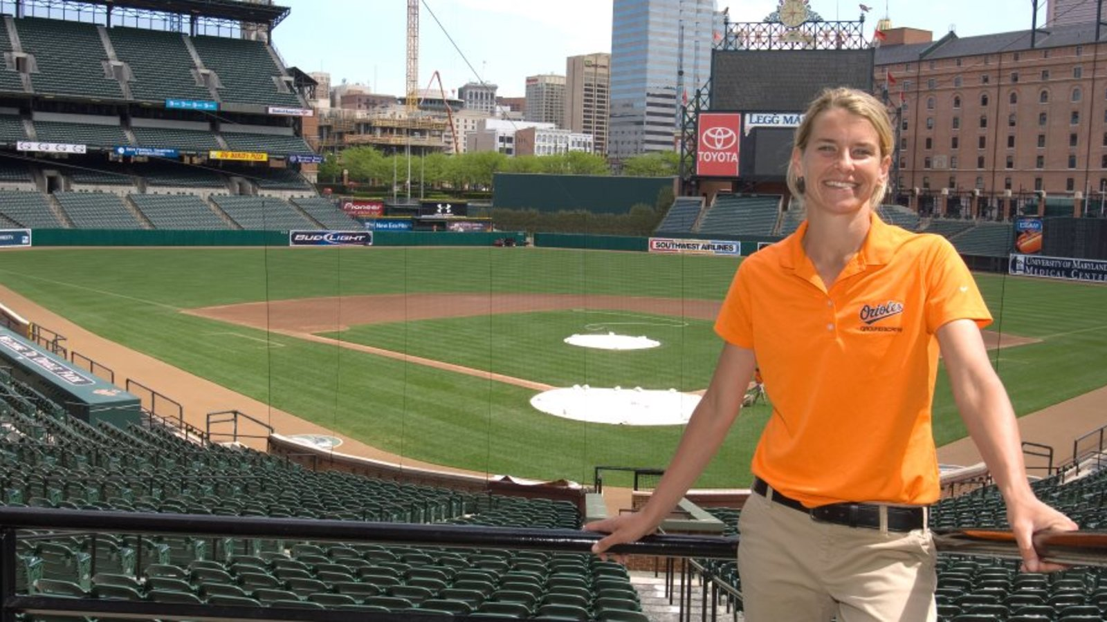 Diamonds Are a Girl's Best Friend - Women in Sports Careers