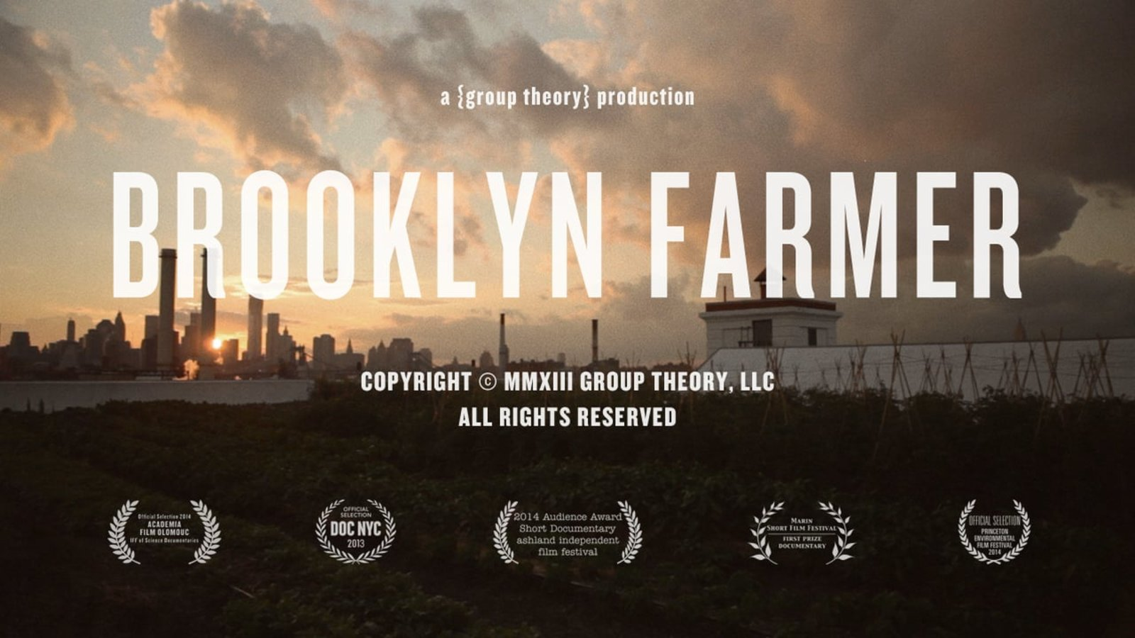 Brooklyn Farmer - The Worlds Largest Rooftop Farm