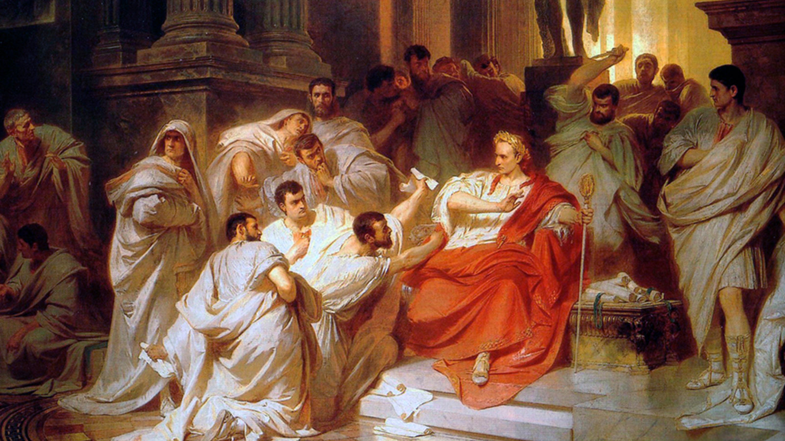 Brutus and the Opposition to Caesar