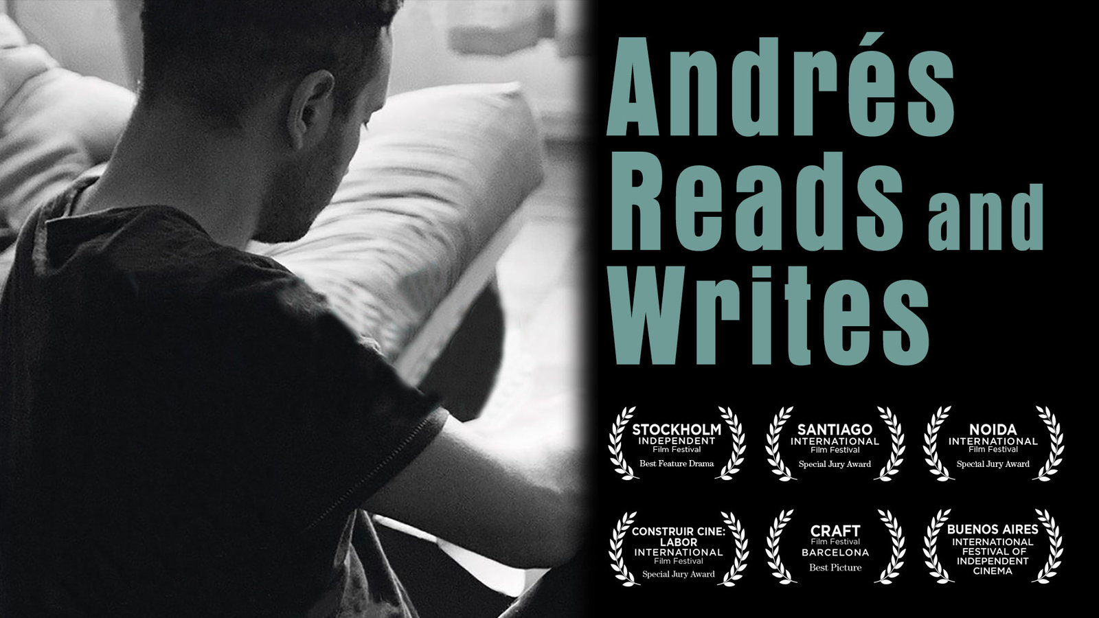 Andrés Reads and Writes - Andrés lee i escribe