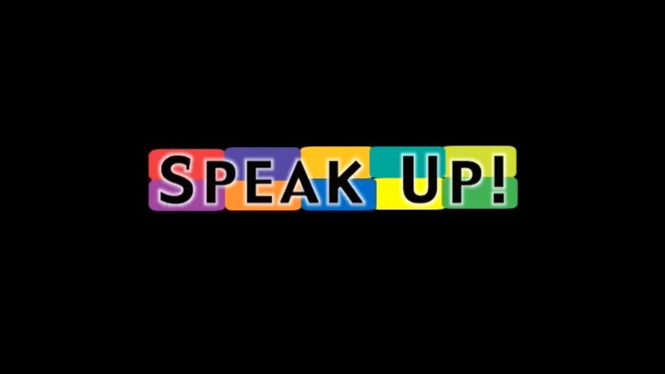 Speak Up! Improving the Lives of GLBT Youth