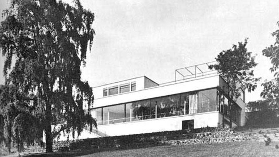 The Tugendhat House