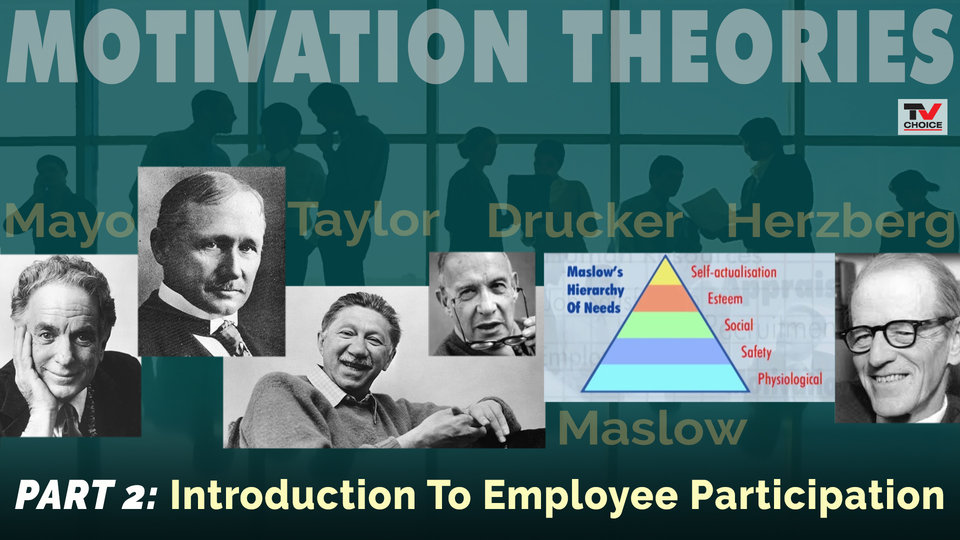 Part 2: Introduction to Employee Participation