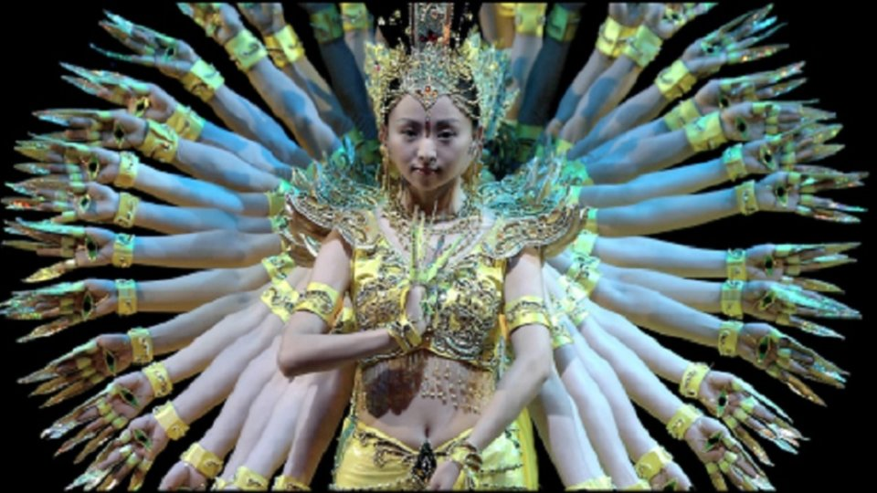 Classical Dance - Dunhuang