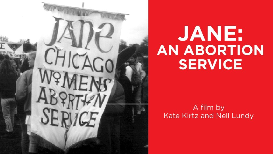 Jane: An Abortion Service
