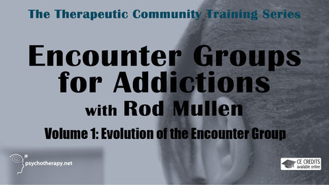 Encounter Groups for Addictions Series