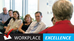 Work Place Excellence: Vision & Values