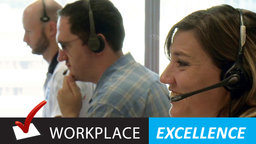 Work Place Excellence: Passion for Service Excellence