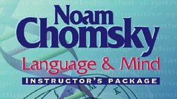 Language and Mind with Noam Chomsky