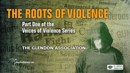 The Voices of Violence Series by The Glendon Association