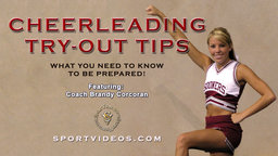 Cheerleading Try-out Tips