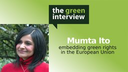 Mumta Ito: Embedding Green Rights in the European Union