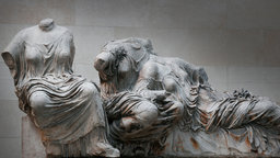 Parthenon Marbles—Metopes and Frieze