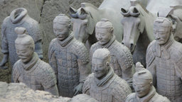 260–110 B.C. China—Struggles for Unification