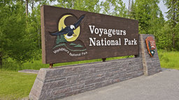 Voyageurs, Isle Royale, the Canadian Shield