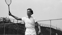 Althea Gibson - African-American Tennis Player