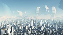 Science Fiction's Urban Landscapes