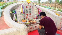 Death and Syncretism in China
