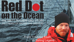 Red Dot on the Ocean - Sailing Alone Through the Northwest Passage