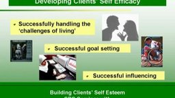 Building Clients' Self Esteem, vol. 2 - Innovative, research based approach to building client self esteem